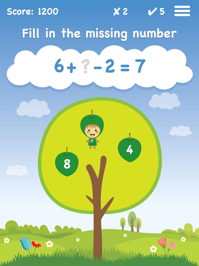 Mini matematici: aggiunta e sottrazione 2