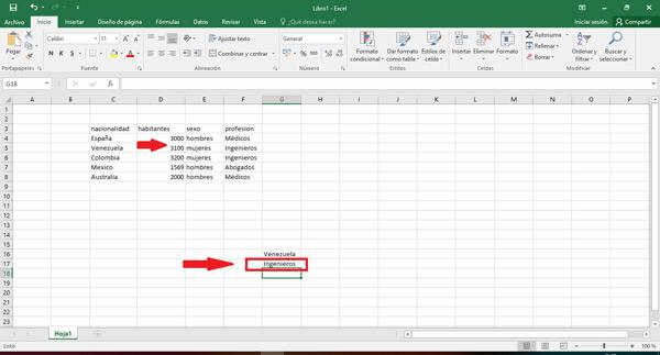 Come cercare una parola in Microsoft Excel utilizzando funzioni o tasti? Guida passo passo 8