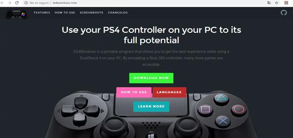 Come collegare il controller PS4 al PC per giocare sul computer? Guida passo passo 4