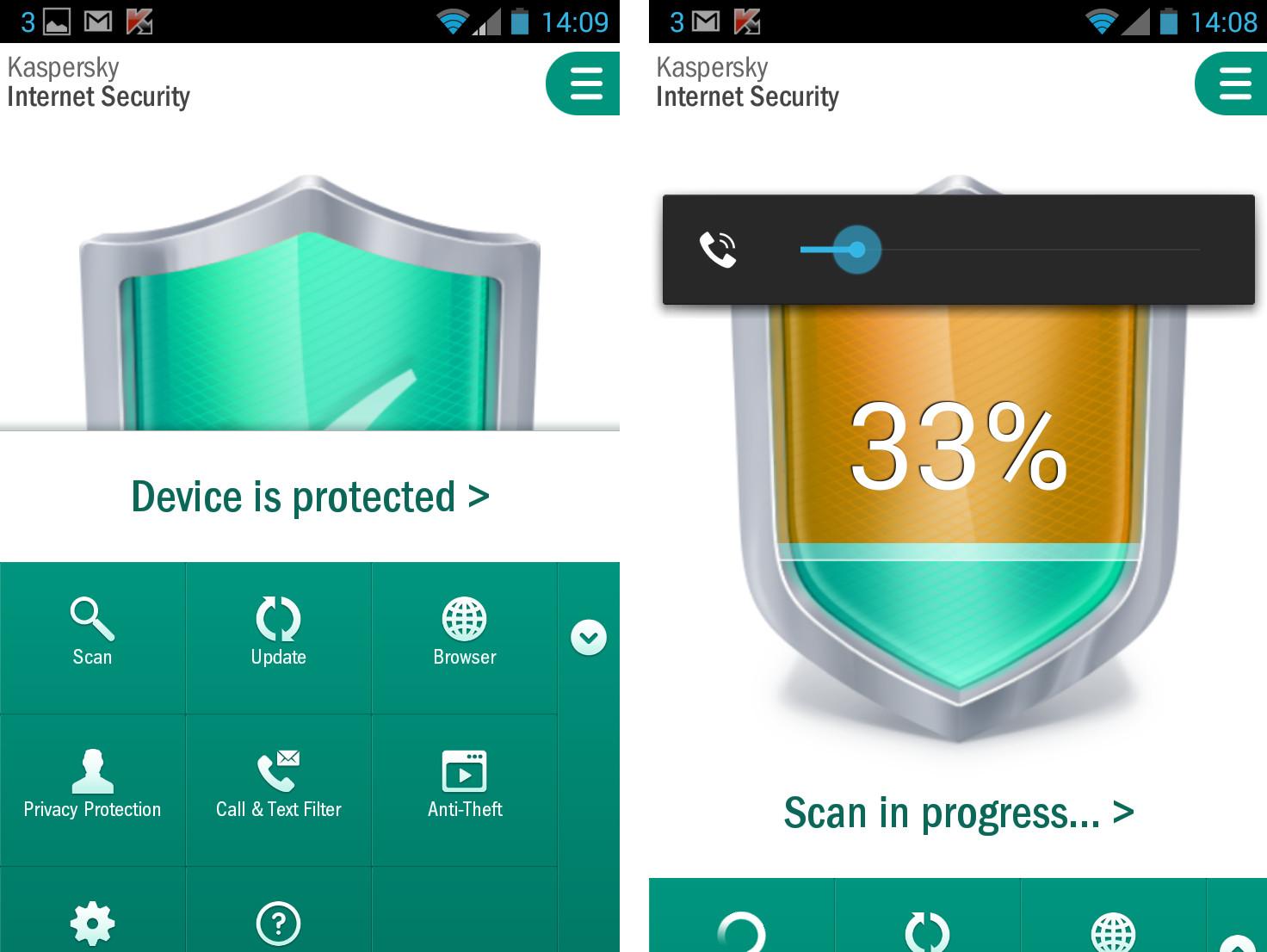 Il miglior antivirus per il Samsung Galaxy S8 1
