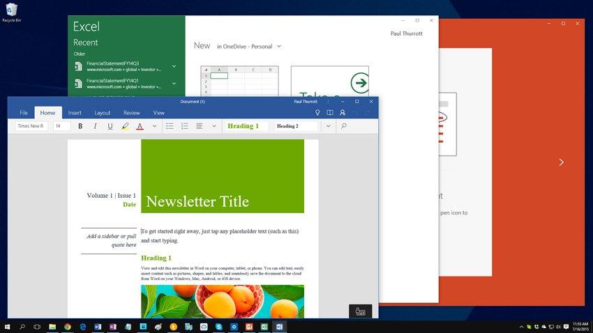 Le migliori applicazioni per Windows 10 3