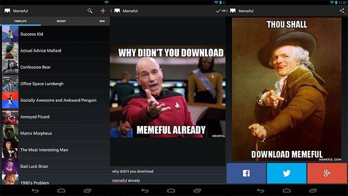 Le migliori app per creare meme divertenti 1