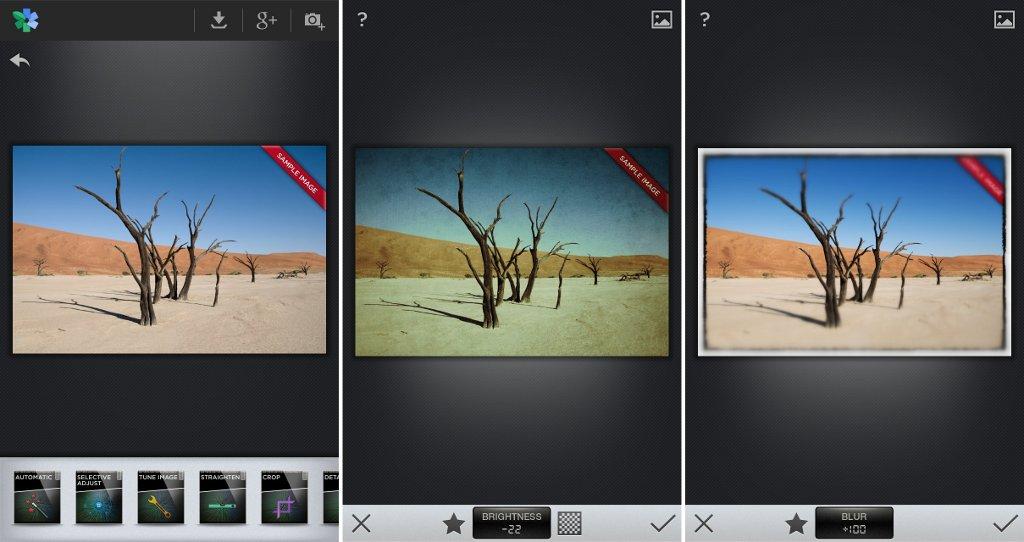 I migliori editor di foto per Android 1