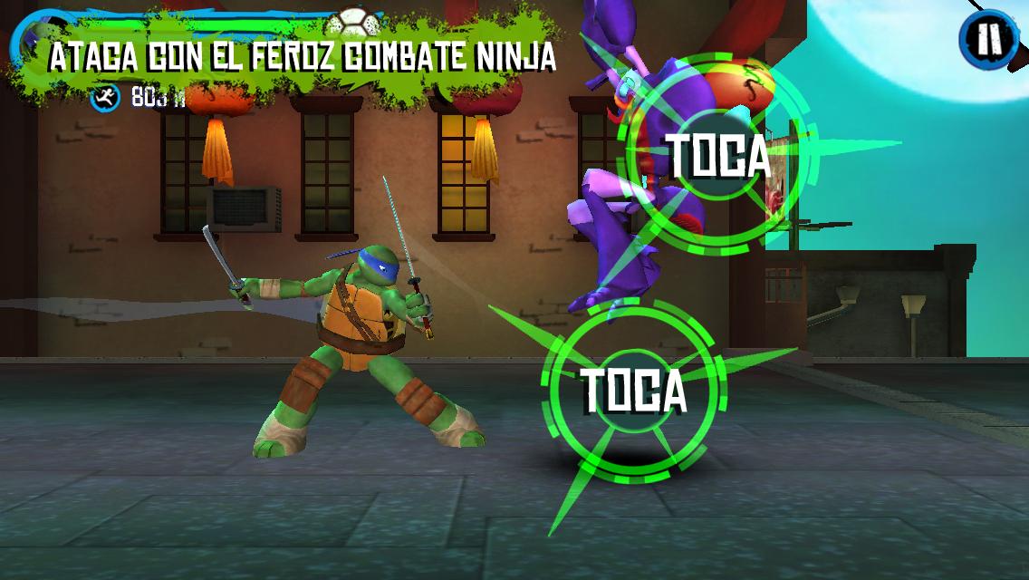 I migliori giochi Ninja Turtles per dispositivi mobili 1
