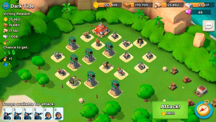 I migliori giochi di guerra per Android 1