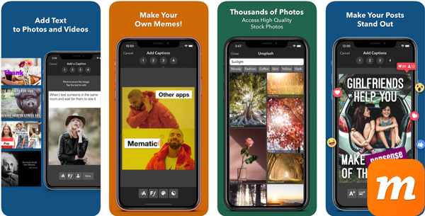 Quali sono le migliori applicazioni per creare meme con foto su Android e iOS? Elenco 2019 7