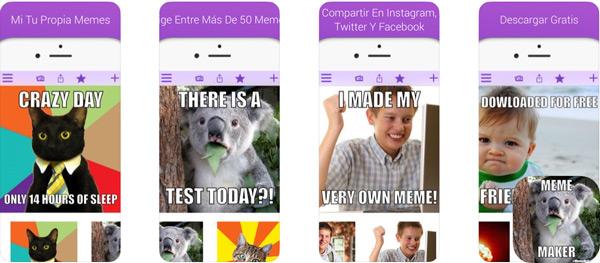 Quali sono le migliori applicazioni per creare meme con foto su Android e iOS? Elenco 2019 21