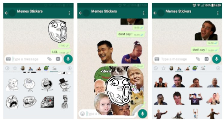 Quali sono i migliori pacchetti di adesivi per WhatsApp Messenger da scaricare gratuitamente su Android? Elenco 2019 22