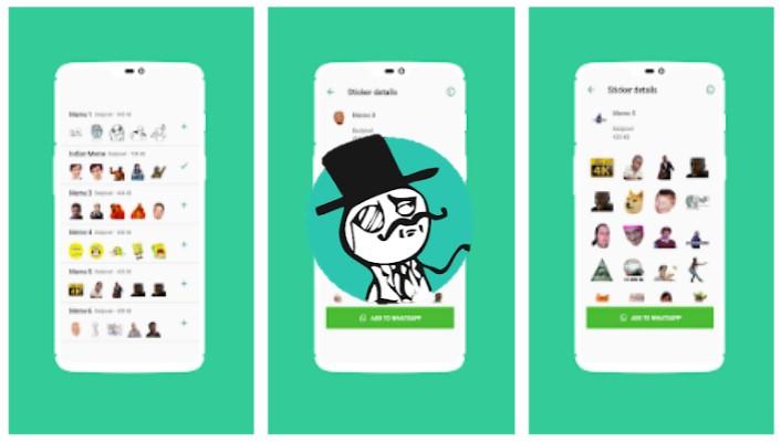 Quali sono i migliori pacchetti di adesivi per WhatsApp Messenger da scaricare gratuitamente su Android? Elenco 2019 27