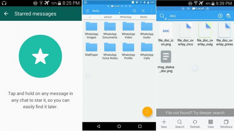 Come contrassegnare i messaggi preferiti in WhatsApp? 1