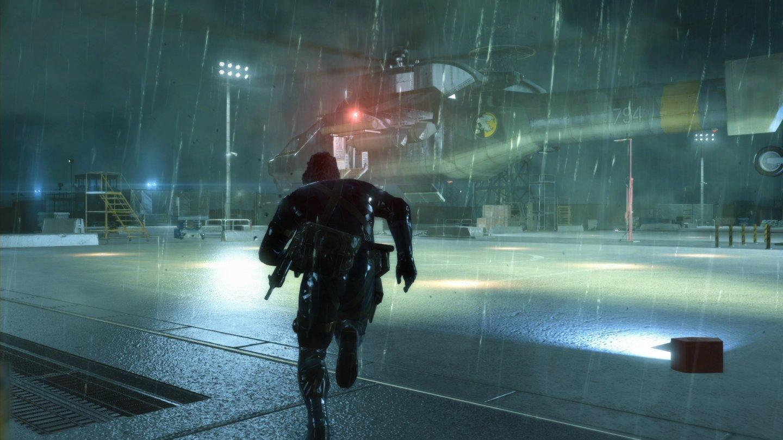 Scarica Metal Gear Solid V: Ground Zeroes per Android. Azione e azione furtiva del bene 1