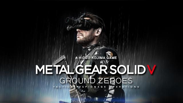 Scarica Metal Gear Solid V: Ground Zeroes per Android. Azione e azione furtiva del bene 2