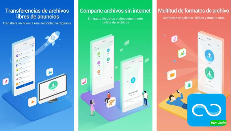 Quali sono le migliori applicazioni per condividere e trasmettere informazioni tra cellulari Android e iOS? Elenco 2019 4