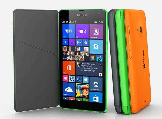 Come impostare Lock Pattern su Nokia Lumia 520 2