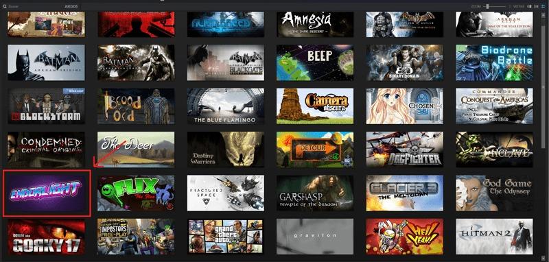 Come scaricare e installare i giochi su Steam per averli tutti? Guida passo passo 1