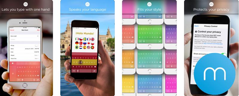 Quali sono le migliori app per tastiera per iPhone e iPad gratuitamente ea pagamento? Elenco 2019 7