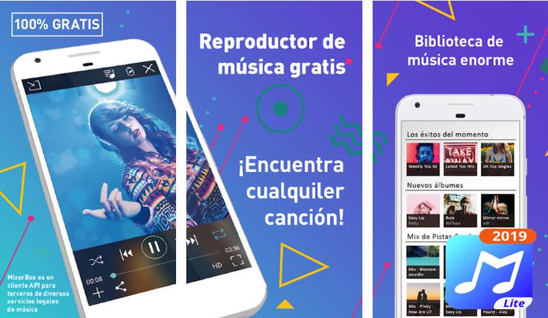 Quali sono le migliori applicazioni per scaricare musica MP3 gratuita su telefoni Android? Elenco 2019 23