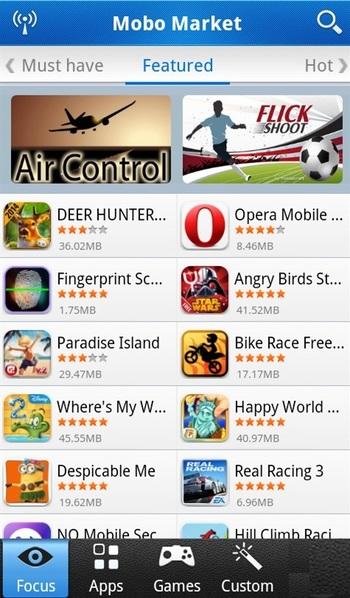 Quali sono le migliori alternative a Google Play Store per scaricare e installare migliaia di applicazioni su Android? Elenco 2019 10
