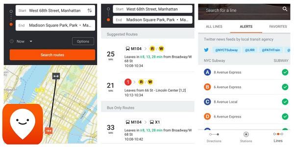 Quali sono le migliori alternative a Google Maps gratuite e a pagamento? Elenco 2019 10