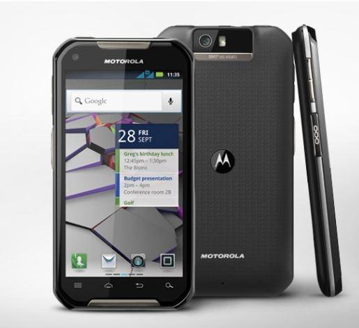 Come fare uno screenshot su Motorola Iron Rock 2