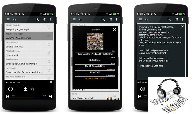 Quali sono le migliori applicazioni per scaricare musica MP3 gratuita su telefoni Android? Elenco 2019 6