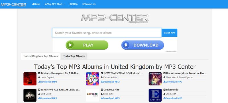 Quali sono i migliori siti Web per scaricare musica MP3 direttamente e gratuitamente? Elenco 2019 18