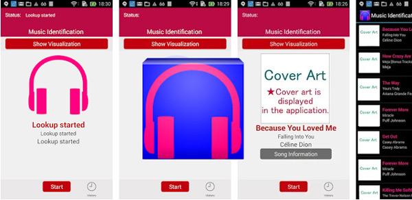 Quali sono le migliori applicazioni per riconoscere i brani su Android e iOS? Elenco 2019 7