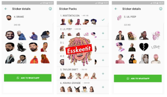 Quali sono i migliori pacchetti di adesivi per WhatsApp Messenger da scaricare gratuitamente su Android? Elenco 2019 17