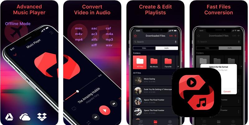 Quali sono le migliori applicazioni per ascoltare musica online, offline, gratuita e a pagamento su Android e iOS? Elenco 2019 51