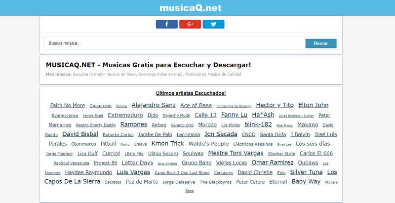 Quali sono i migliori siti Web per scaricare musica MP3 direttamente e gratuitamente? Elenco 2019 16
