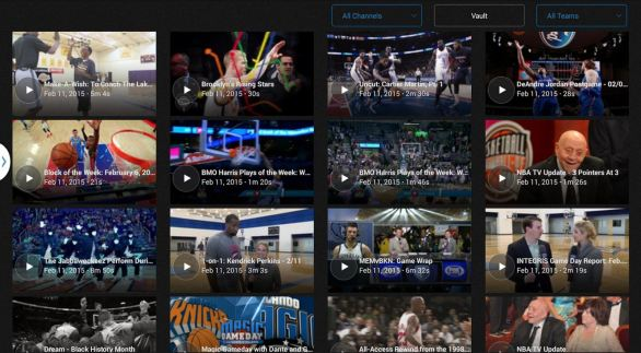 Come guardare l'NBA gratuitamente su Android? 1