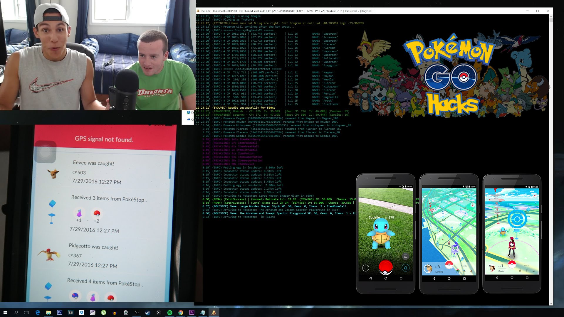 Come scaricare NecroBot da Pokemon Go? 1