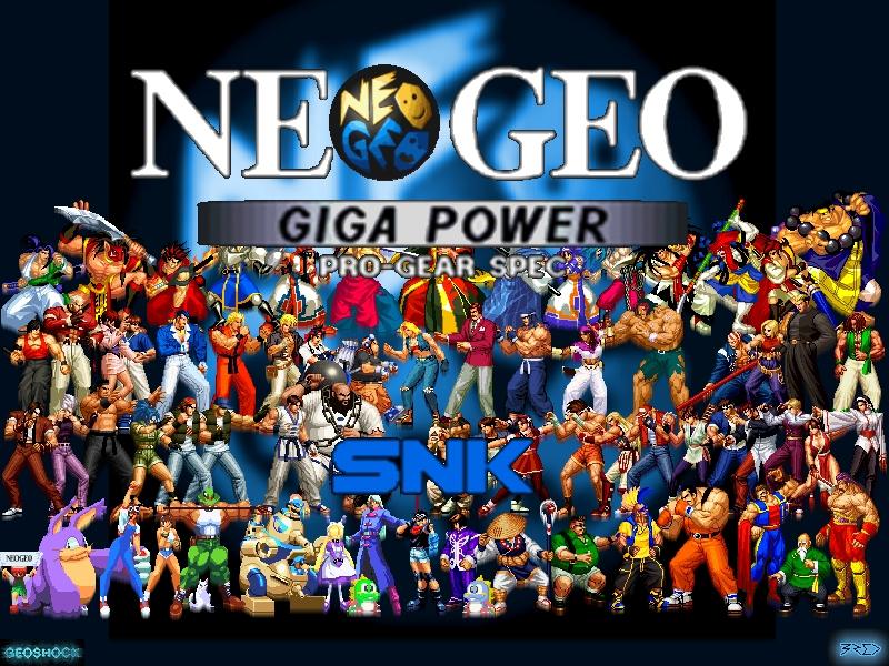 Scarica Neo Geo per PC 1
