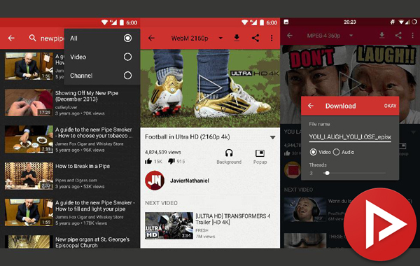 Quali sono le migliori app vietate su Google Play che puoi installare sul tuo Android? Elenco 2019 4