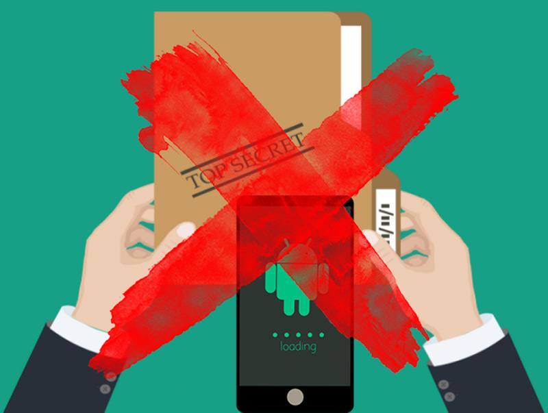 Come migliorare la sicurezza del tuo telefono Android? Guida passo passo 1