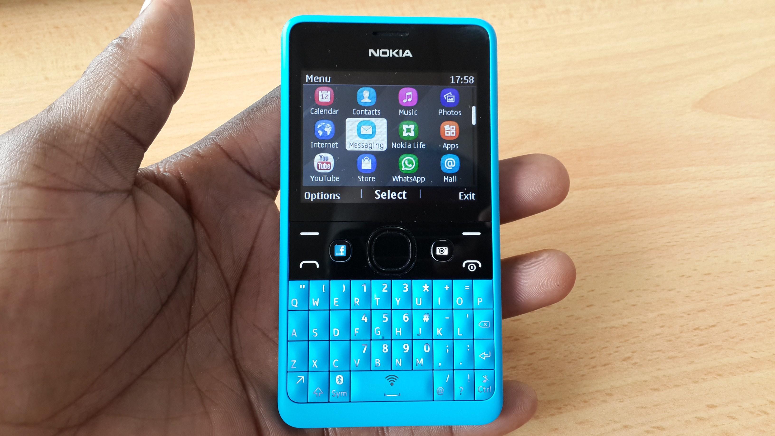 Attiva Wifi sui telefoni Nokia Asha Guarda com'è facile! 2