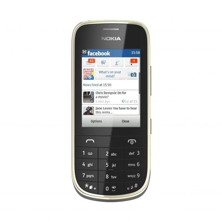 Scarica WhatsApp gratuitamente per Nokia Asha 202 1