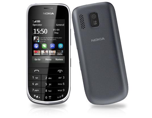 Scarica WhatsApp gratuitamente per Nokia Asha 203 1