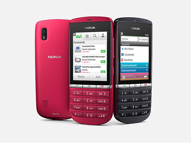 Scarica WhatsApp gratuitamente per Nokia Asha 300 1