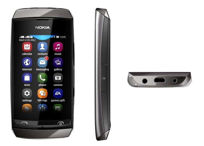 Scarica WhatsApp gratuitamente per Nokia Asha 305 1