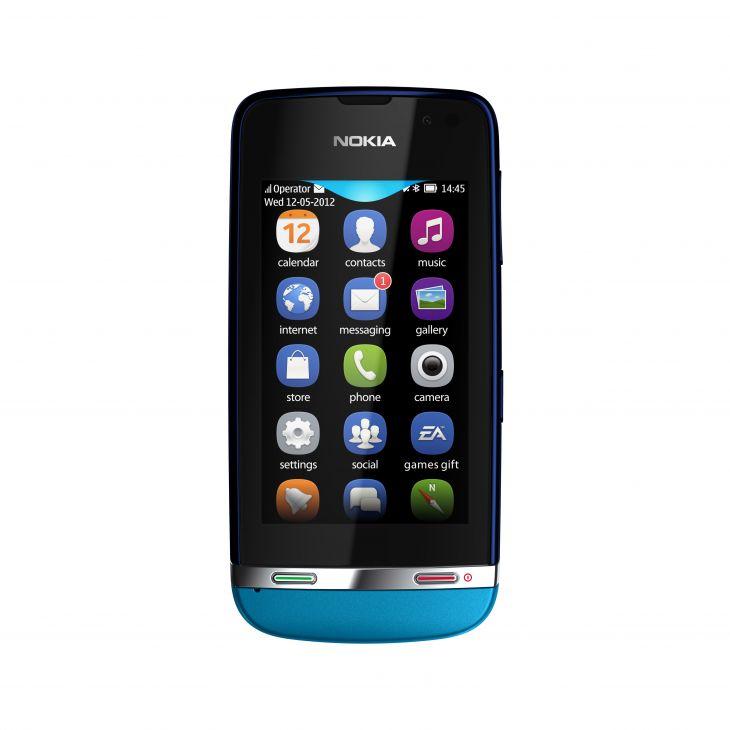 Scarica WhatsApp gratuitamente per Nokia Asha 311 1