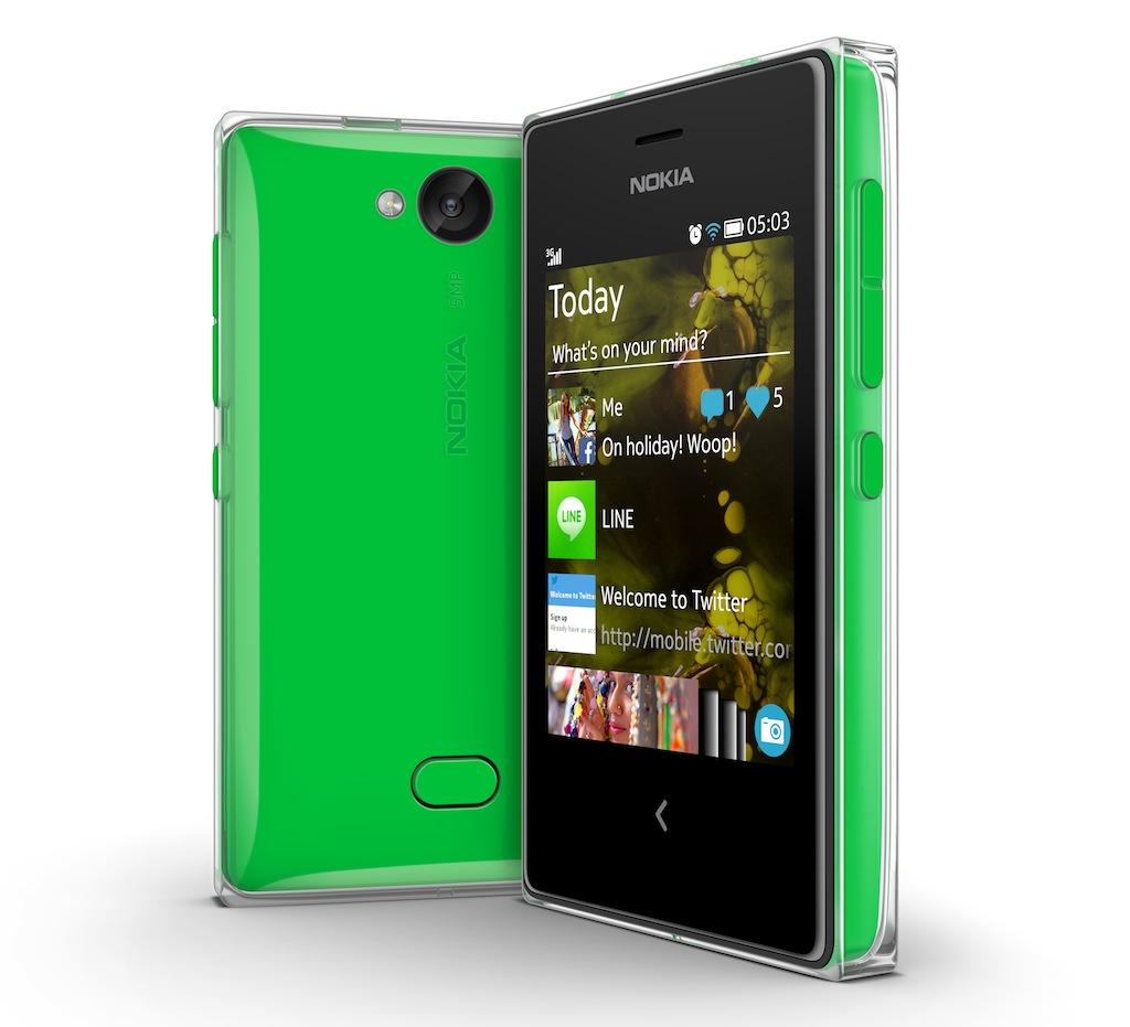 Ecco come devi fare uno screenshot su Nokia Asha 503 1
