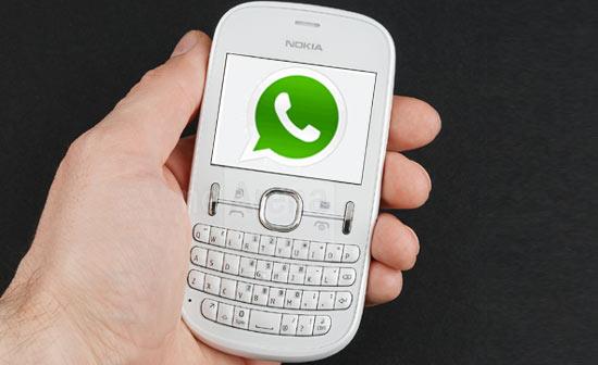 Come scaricare WhatsApp 2.13.40 e 2.12.95 per Nokia Asha 2