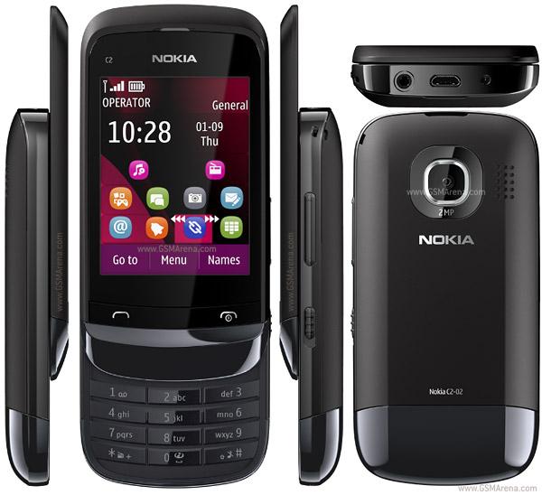 Scarica WhatsApp gratuitamente per Nokia C2-02 1
