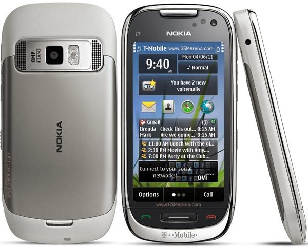 Scarica WhatsApp gratuitamente per Nokia C7 1