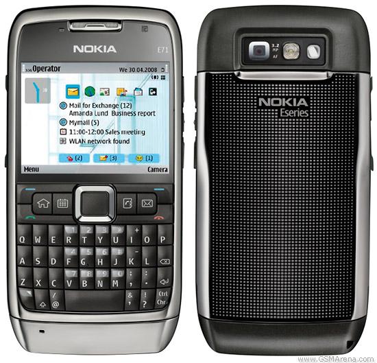 Scarica WhatsApp gratuitamente per Nokia E71 1