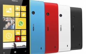 Come impostare Lock Pattern su Nokia Lumia 520 20
