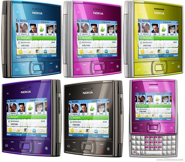 Scarica WhatsApp gratuito per Nokia X1-00, X1-01, X5-01, X6 16GB, X6 8GB 3