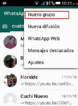 Come aderire ai gruppi di WhatsApp Messenger? Guida passo passo 1