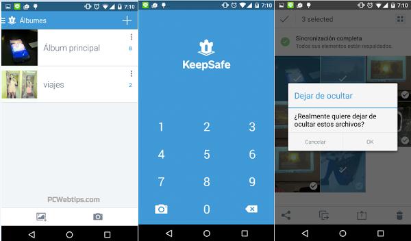 Come nascondere le app su Android 1